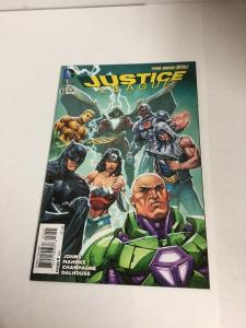 Justice League 32 Variant Nm Near Mint DC Comics New 52