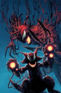 GUARDIANS OF THE GALAXY (2018 MARVEL) #7 VARIANT CAMUNCOLI CARNAGE PRESALE-07/24