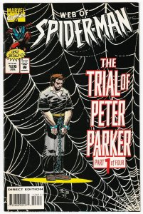 Web of Spider-Man #126 (Marvel, 1995) VF