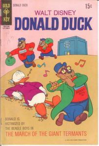 DONALD DUCK 133 VG-F Sept. 1970 COMICS BOOK