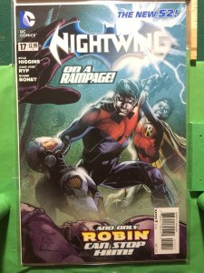 Nightwing #17 The New 52