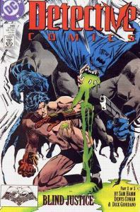 Detective Comics (1937 series) #599, VF+ (Stock photo)