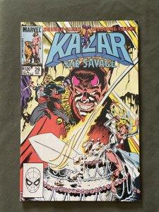 Ka-Zar the Savage #29 (1983)