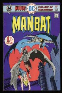 Man-Bat #1 VF- 7.5