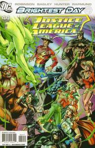 Justice League of America (2nd Series) #44 VF/NM; DC | save on shipping - detail