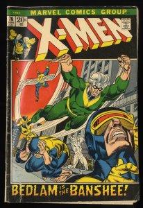 X-Men #76 GD+ 2.5 Marvel Comics