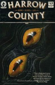 Harrow County #17 VF/NM; Dark Horse | save on shipping - details inside
