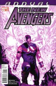 New Avengers (2nd Series) Annual #1 VF/NM; Marvel   save on shipping - details i