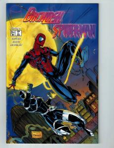 Backlash Spider-Man # 2 Of 2 VF/NM Marvel Image Comic Book Booth Ruffner S95