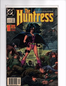 DC Comics The Huntress #1 Karl Kesel; Barbara Kesel Story Rob Liefeld Art