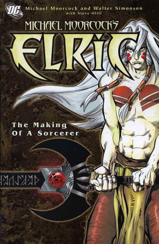 Elric: The Making of a Sorcerer (Michael Moorcock's) TPB #1 VF/NM; DC   save on
