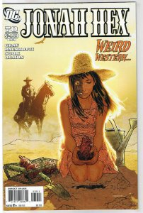 JONAH HEX #70, NM-, Gray, Palmiotti, Weird Western, 2006, more in store
