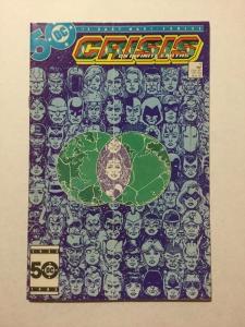 Crisis On Infinite Earths 5 NM Near Mint