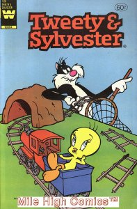 TWEETY AND SYLVESTER (1980 Series)  (WHITMAN) #120 Very Fine Comics Book