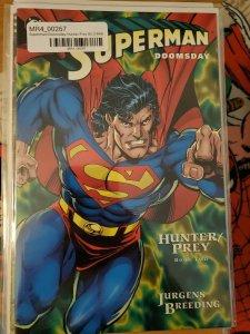 SUPERMAN/Doomsday Book 2 Hunter/Prey NM