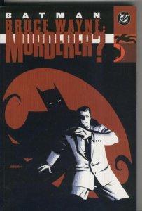 Batman: Bruce Wayne: Murderer