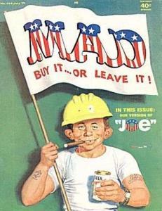 Mad (1952 series) #144, Fine+ (Stock photo)