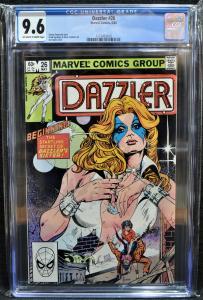 Dazzler #26 (Marvel, 1983) CGC 9.6