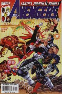 Avengers (1998 series) #33, NM (Stock photo)