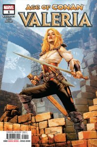 Age Of Conan Valeria #1 (Marvel, 2019) NM