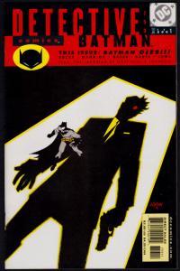Detective Comics #753 (Feb 2001, DC) 9.4 NM