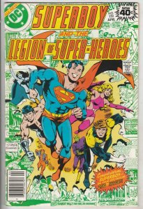 Superboy #250 (Apr-79) NM- High-Grade Superboy, Legion of Super-Heroes