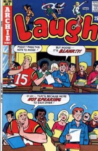 Laugh Comics #280, Fine- (Stock photo)