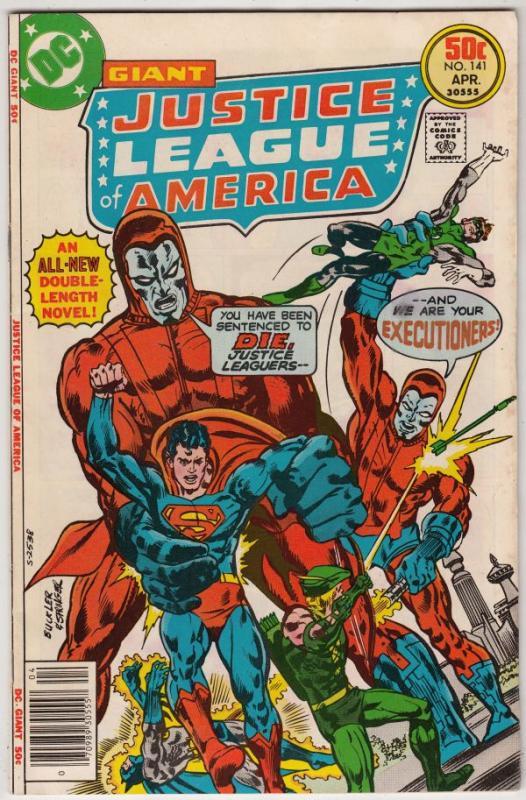 Justice League of America #141 (Apr-77) NM- High-Grade Justice League of America