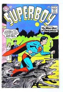 Superboy (1949 series) #116, Fine (Actual scan)