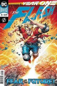 Flash (2016 series) #71, NM + (Stock photo)