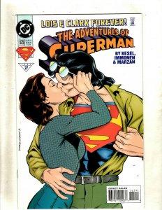 Lot of 12 Superman Comics #525 526 527 528 529 530 531 532 533 534 535 536 GK38