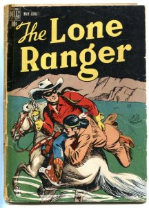 Lone Ranger #3 1948- Dell Golden Age Western comic G