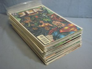 JLA (DC Comics 1997) BIG LOT 34 Issues Runs #1-15 & More Justice League L@@K!!