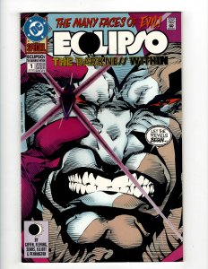 Eclipso: The Darkness Within #1 (1992) SR7