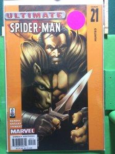 Ultimate Spider-Man #21