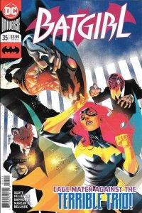 Batgirl (2016 series) #35, NM + (Stock photo)