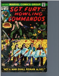 Sgt. Fury and His Howling Commandos #130 (Marvel, 1975)