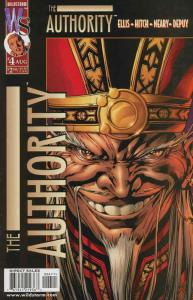Authority, The #4 VF/NM; WildStorm | save on shipping - details inside