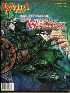 Weird Tales Summer 1994-1st issue as Worlds of Fantasy & Horror-Nolan-FN/VF