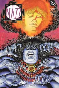 NAZZ, THE (1990) 1-4 Tom Veitch/Bryan TalbotTHE SET!