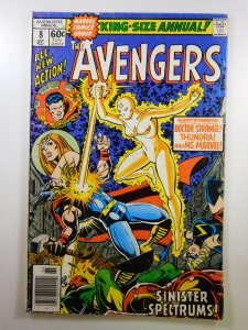 The Avengers Annual #8 (1978) GD/VG