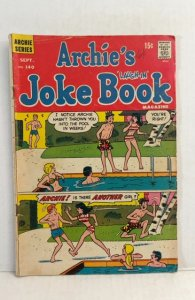 Archie's Joke Book Magazine #140 (1969) Unlimited Combined Shipping