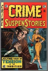 Crime SuspenStories #25 1974-Reprints EC-Crime