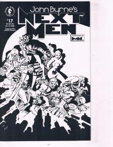 Lot Of 4 Next Men Dark Horse Comic Books # 17 18 19 20 Super Heroes TW32