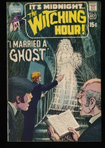 Witching Hour #15 VF 8.0