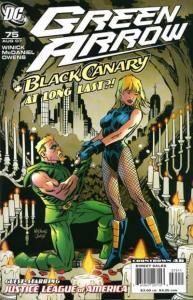 Green Arrow (2001 series) #75, NM- (Stock photo)
