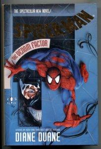 Spider-man: The Venom Factor hardcover Diane Duane