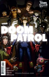 Doom Patrol (6th Series) #6 FN; DC | save on shipping - details inside