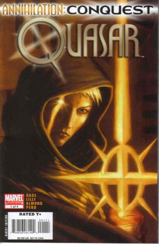 Annihilation: Conquest—Quasar #1 VF/NM; Marvel | save on shipping - details insi
