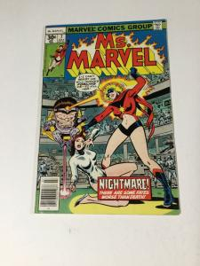 Ms. Marvel 7 4.5 Vg+ Very Good+ Marvel